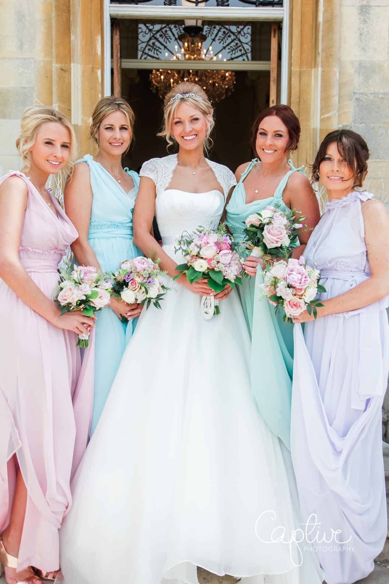 Botleys Mansion Bridesmaids