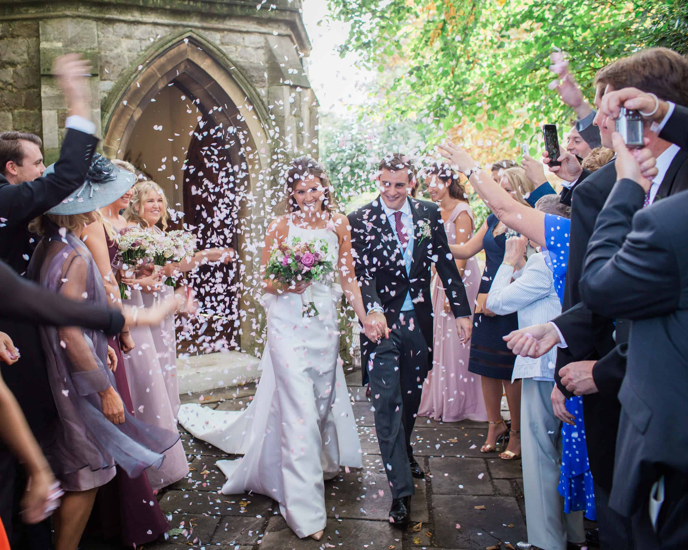 Olivia & James | FULHAM PALACE WEDDING