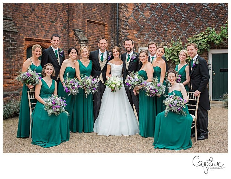 Genevieve & Graham | FULHAM PALACE WEDDING