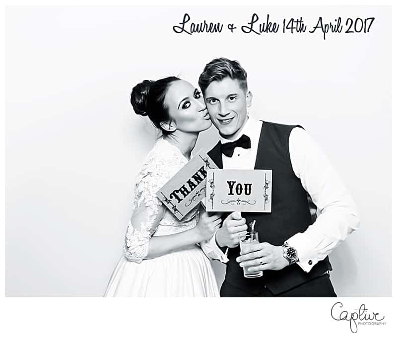 LUXESTAR photo booth