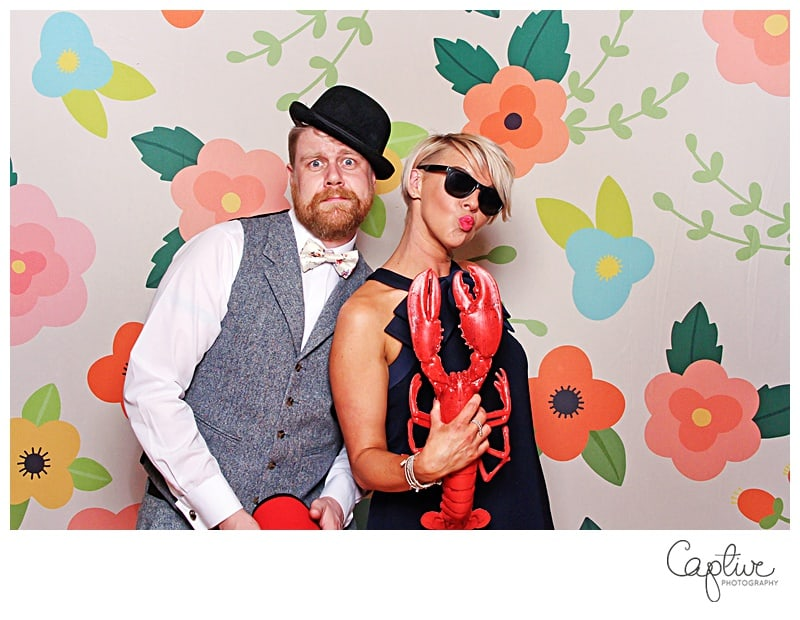 Luxury photo booth hire surrey