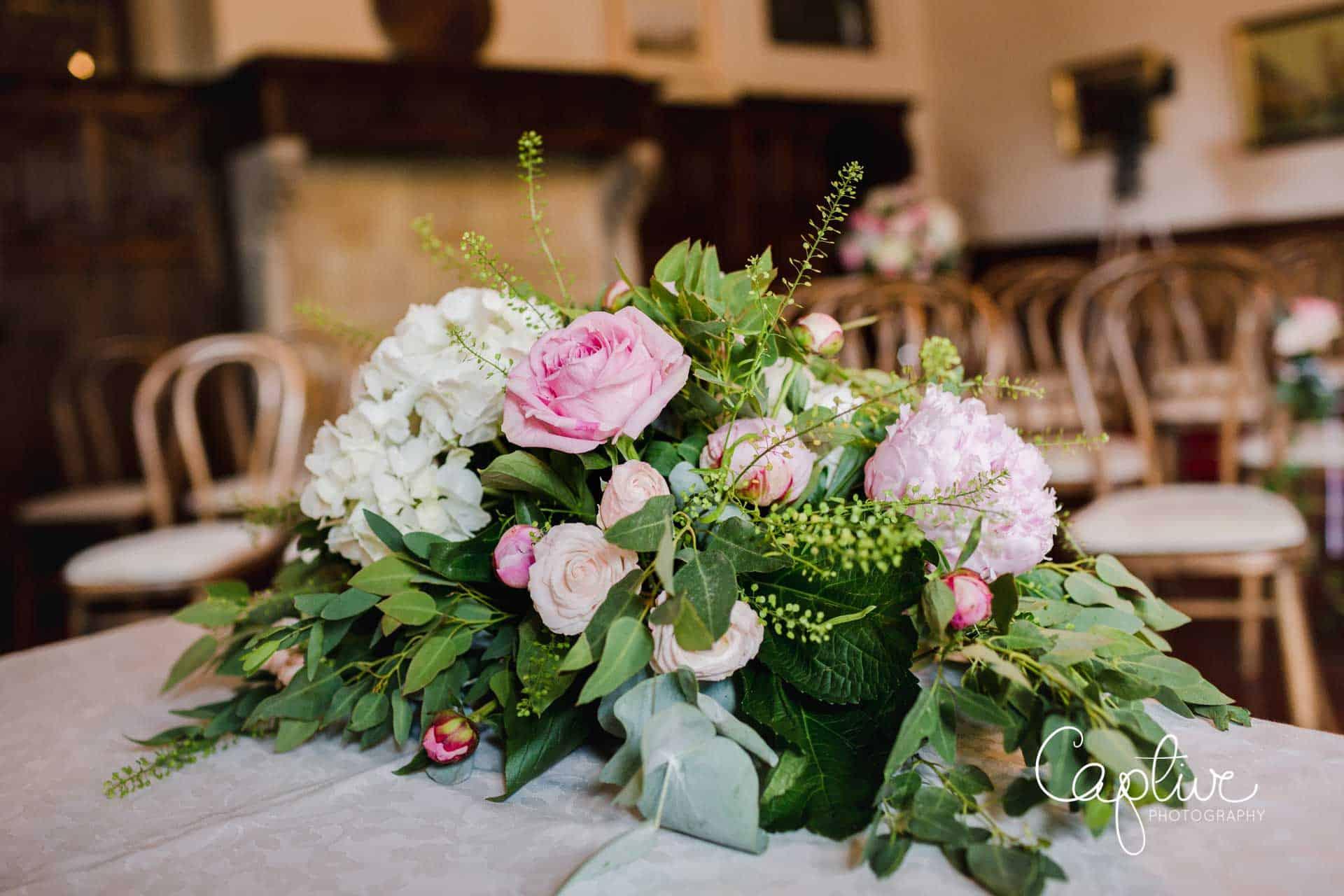 Smallfield Place wedding