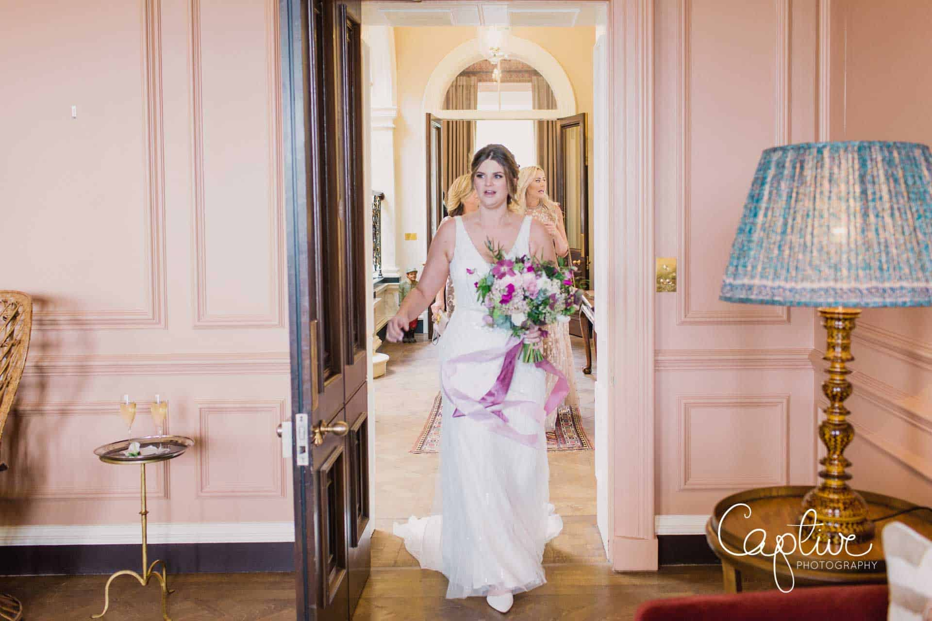 Beaverbrook Wedding Photographer by Surrey wedding photographer Jo Hughes