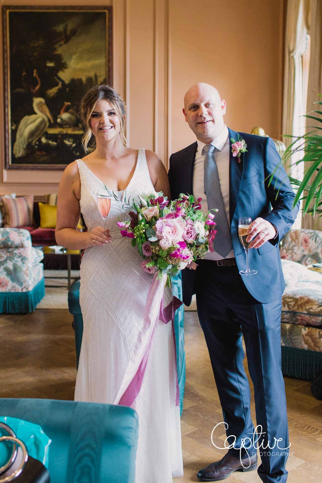 Beaverbrook Wedding Photographer by Surrey wedding photographer Jo Hughes