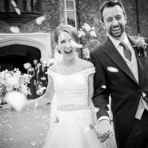 Fulham Palace wedding