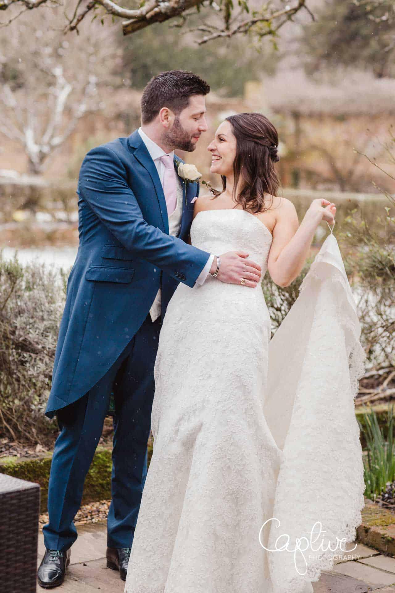 Northbrook park wedding
