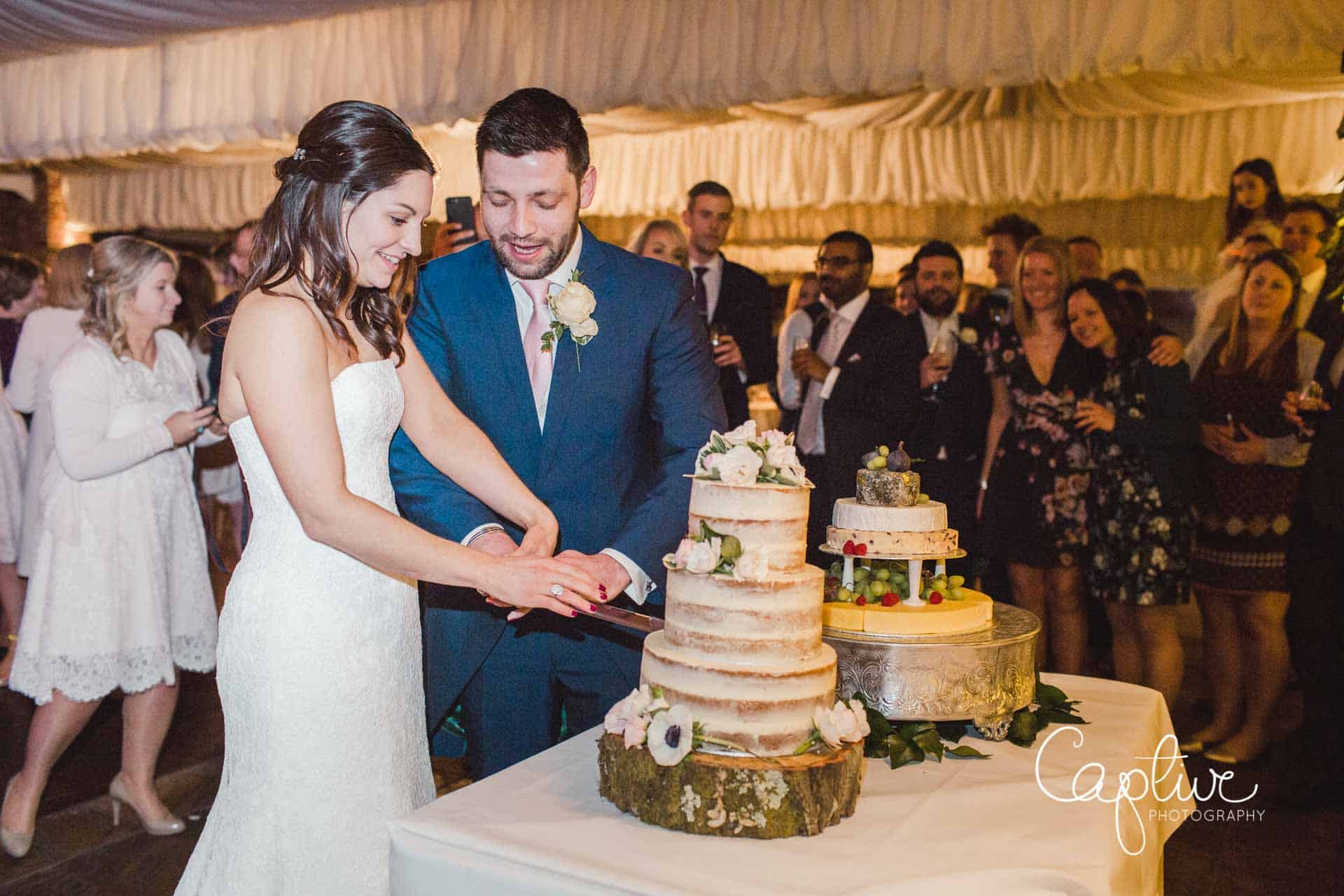 Northbrook Park wedding in Surrey photography by Captive Photography