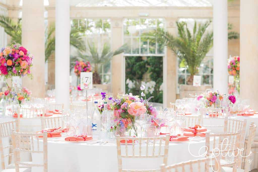 Syon House wedding photo
