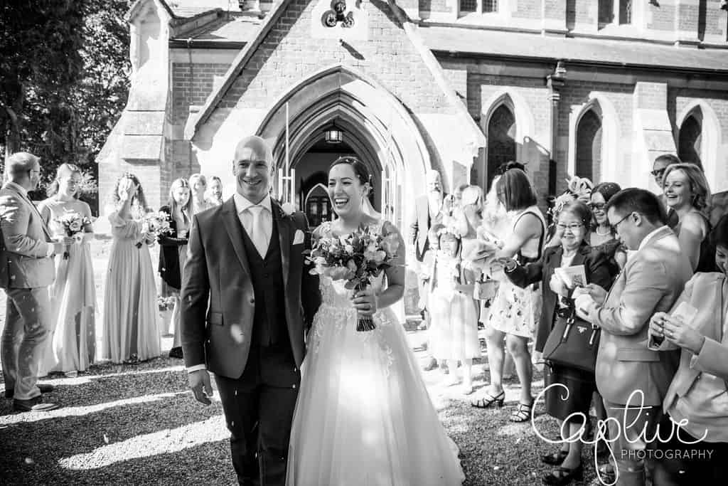 Alison & Tim | ELVETHAM SURREY WEDDING