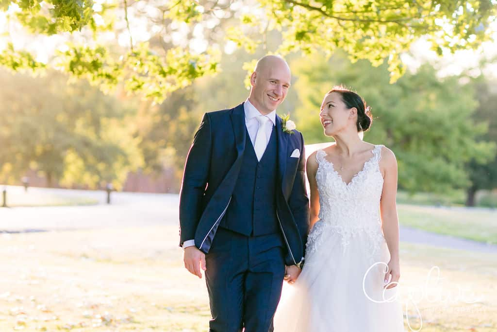 Elvetham Wedding Photo