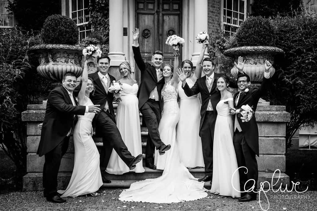 Jessica & Andrew | HAMPTON COURT HOUSE WEDDING