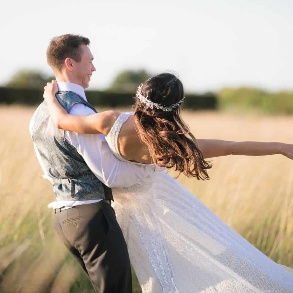 Pentney Abbey Estate Norfolk Barn Wedding-138