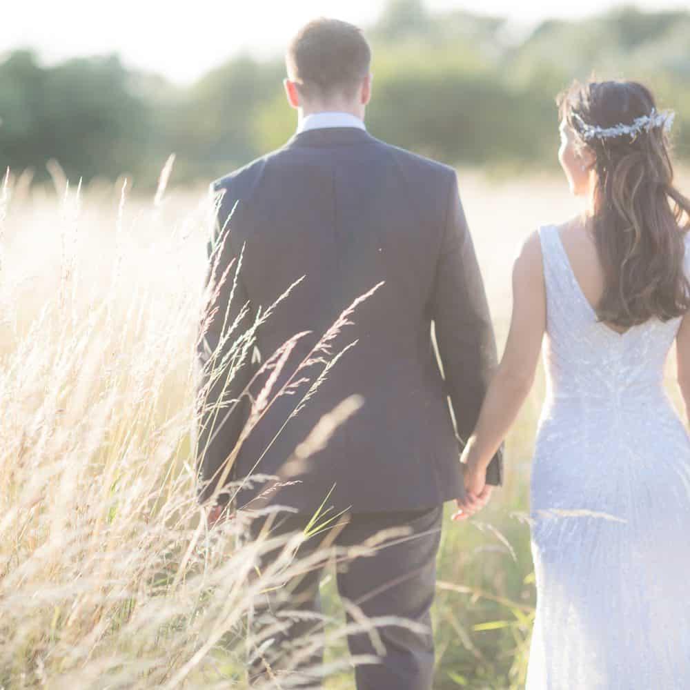 Pentney Abbey Estate Norfolk Barn Wedding-142