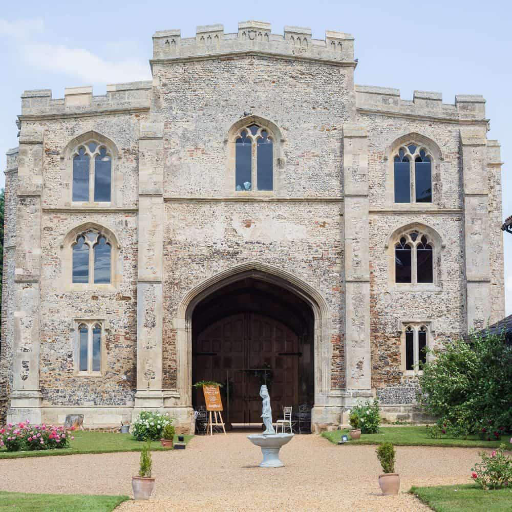 Pentney Abbey Estate Norfolk Barn Wedding-23