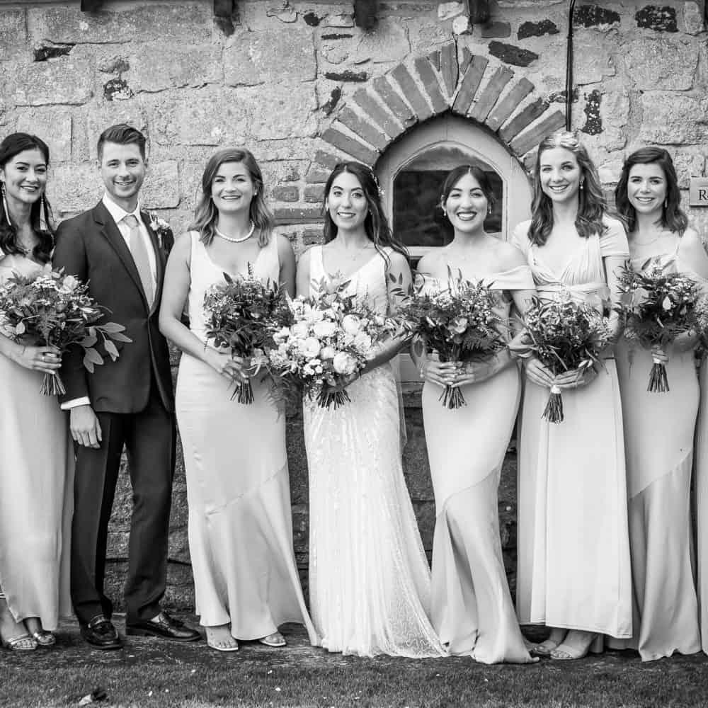 Pentney Abbey Estate Norfolk Barn Wedding-47