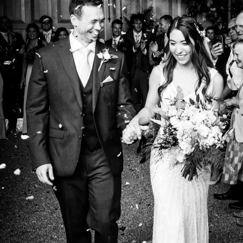 Pentney Abbey Estate Wedding photo