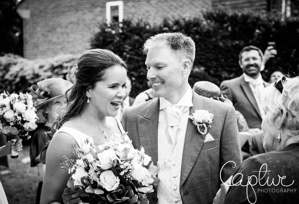 Greyfriars House wedding